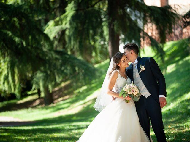 Il matrimonio di Mattia e Alice a Castelfranco Veneto, Treviso 81