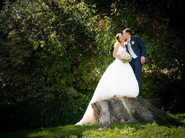 Il matrimonio di Mattia e Alice a Castelfranco Veneto, Treviso 83