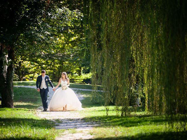 Il matrimonio di Mattia e Alice a Castelfranco Veneto, Treviso 89