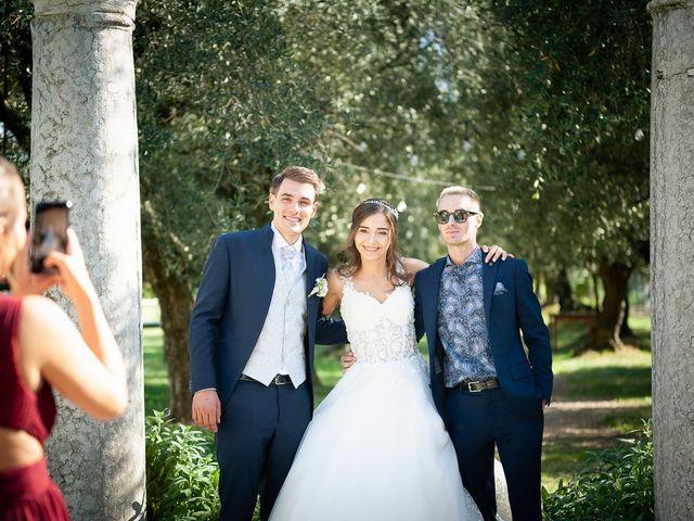 Il matrimonio di Mattia e Alice a Castelfranco Veneto, Treviso 96