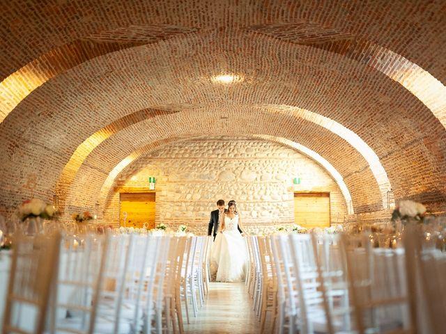 Il matrimonio di Mattia e Alice a Castelfranco Veneto, Treviso 97