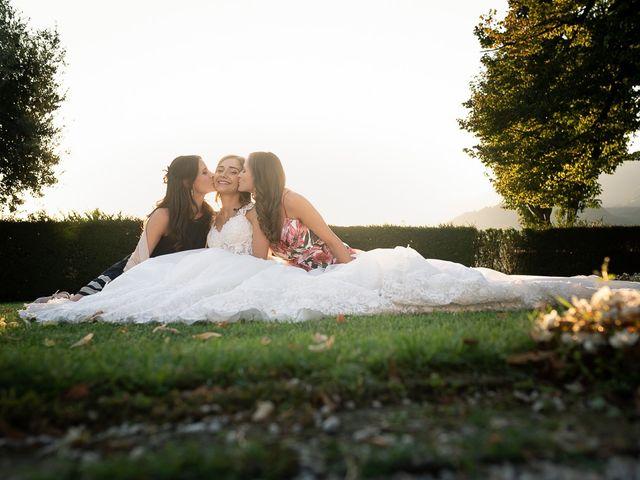 Il matrimonio di Mattia e Alice a Castelfranco Veneto, Treviso 115