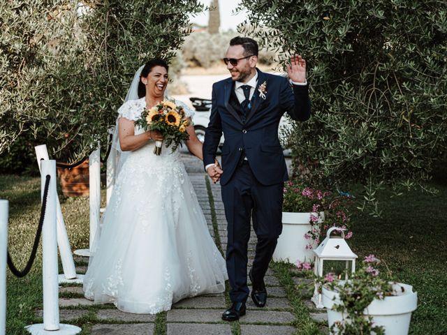 Le nozze di Donato e Francesca