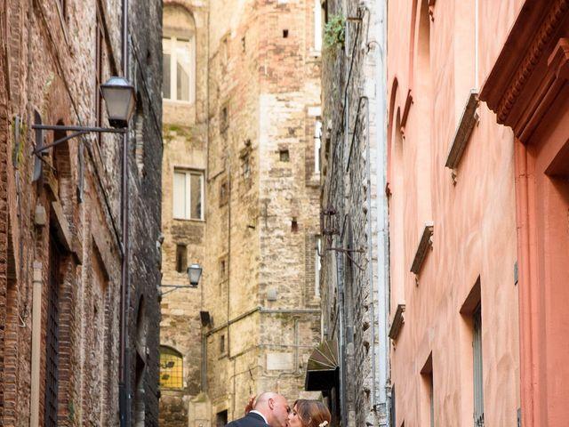 Il matrimonio di Luca e Elena a Perugia, Perugia 34