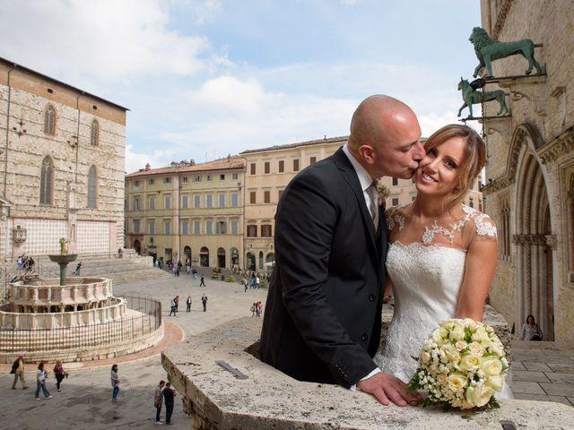 Il matrimonio di Luca e Elena a Perugia, Perugia 35