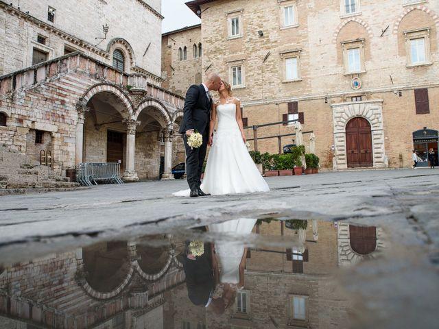 Il matrimonio di Luca e Elena a Perugia, Perugia 36