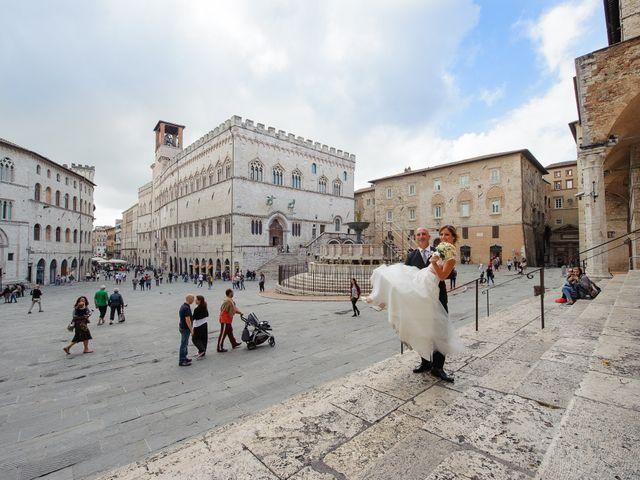 Il matrimonio di Luca e Elena a Perugia, Perugia 39