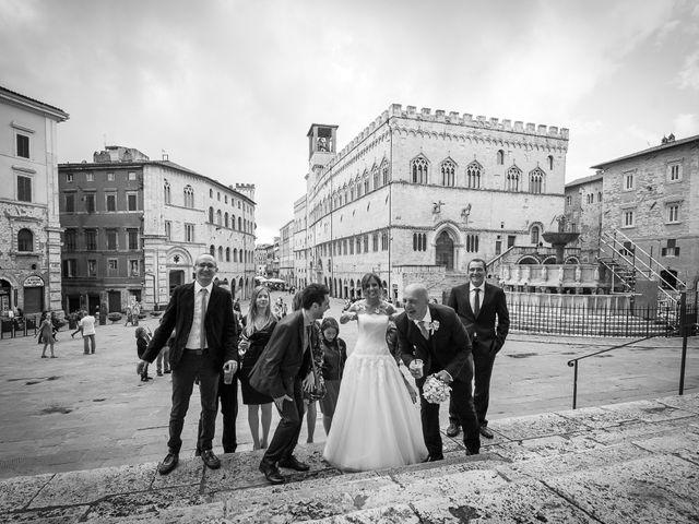 Il matrimonio di Luca e Elena a Perugia, Perugia 40