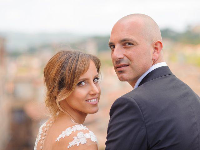 Il matrimonio di Luca e Elena a Perugia, Perugia 42