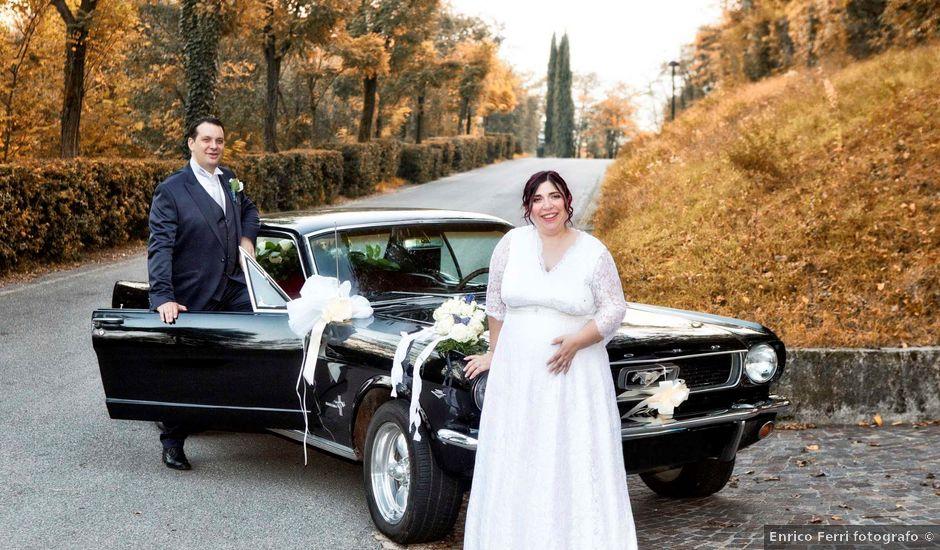 Il matrimonio di Marco e Moira a Montichiari, Brescia