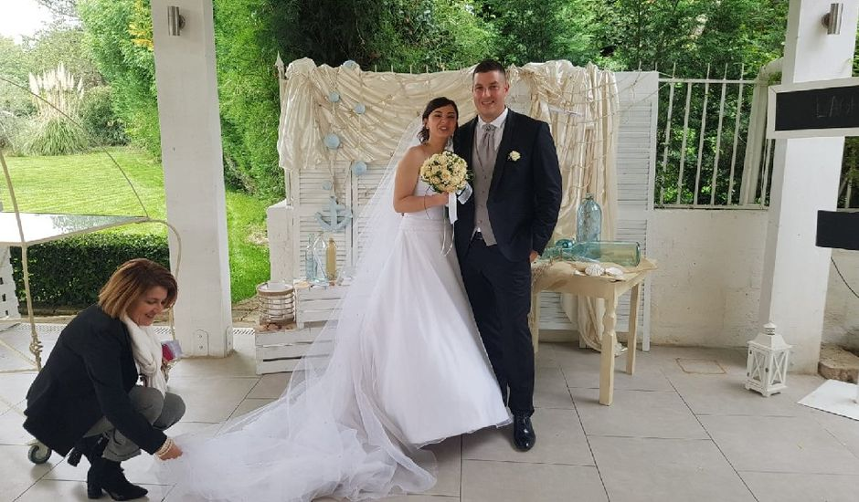 Il matrimonio di Luca e Ilaria a Foggia, Foggia