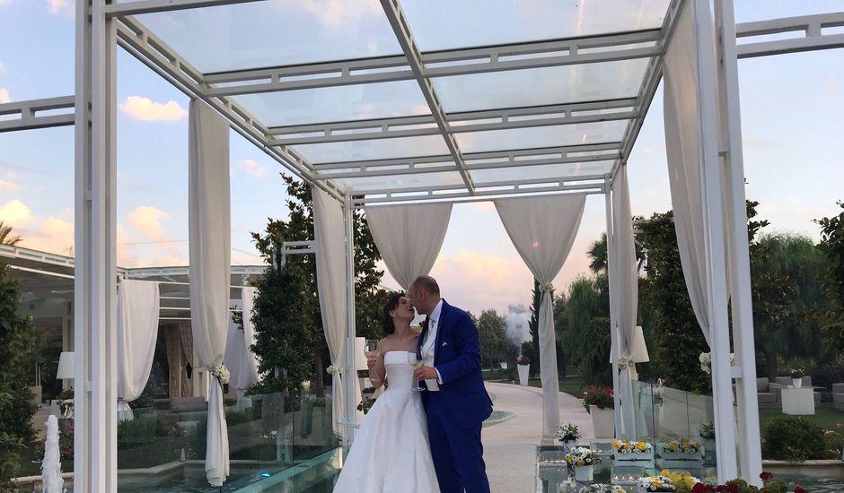 Il matrimonio di Sergio e Terry a Trani, Bari