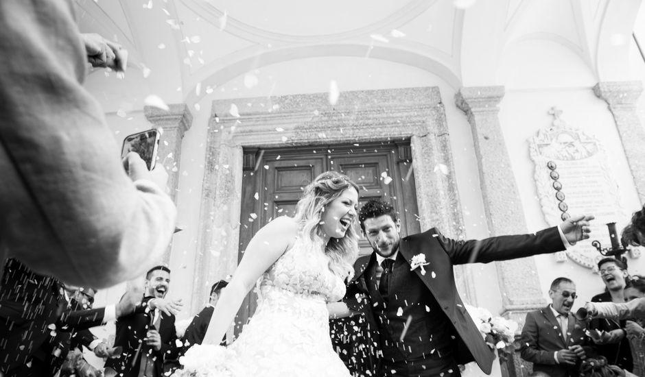 Il matrimonio di Marco e Elisa a Monte Marenzo, Lecco