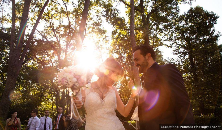 Il matrimonio di Daniele e Sara a Cantù, Como
