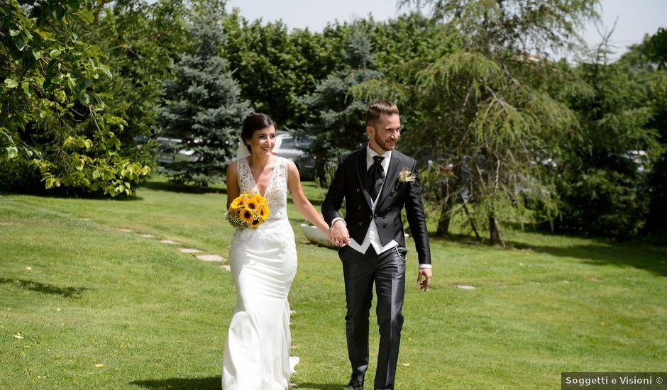 Il matrimonio di Manuel e Serena a Carbognano, Viterbo