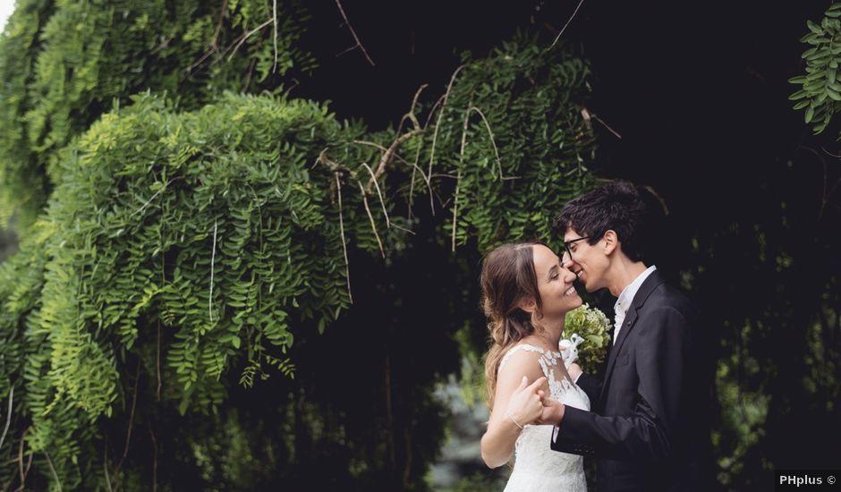 Il matrimonio di Mattia e Aurora a Nogarole Vicentino, Vicenza
