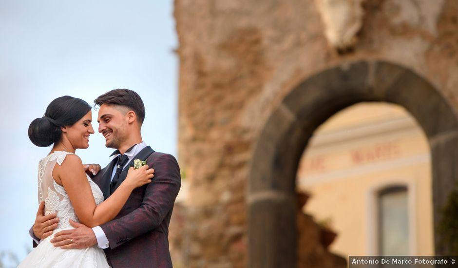 Il matrimonio di Francesco e Rossella a Agropoli, Salerno