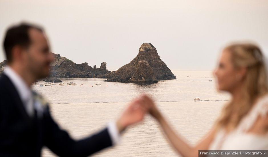 Il matrimonio di Andrea e Valentina a Acireale, Catania