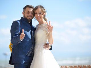 Le nozze di Valeria e Rocco