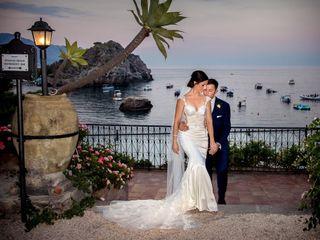Le nozze di Jenny e Alex