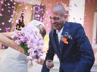 Le nozze di Ombretta e Roberto