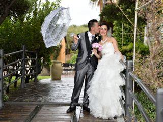 Le nozze di Tamires e Michele