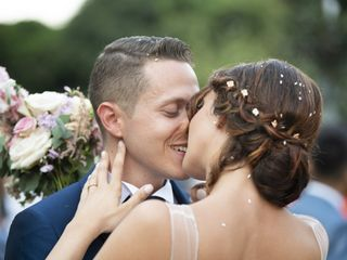Le nozze di Greta e Tommaso