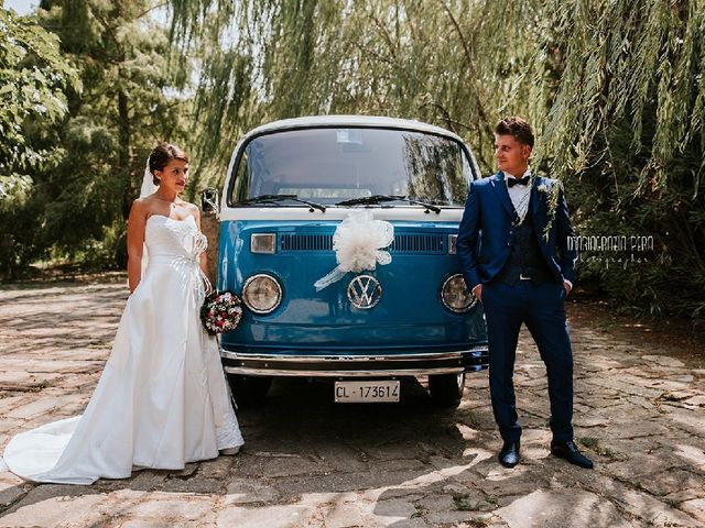 Il matrimonio di Riccardo  e Giulia  a San Cataldo, Caltanissetta 11