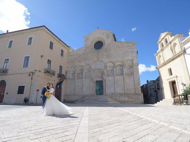 Il matrimonio di Rocco e Valeria a Termoli, Campobasso 41