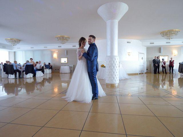 Il matrimonio di Rocco e Valeria a Termoli, Campobasso 54