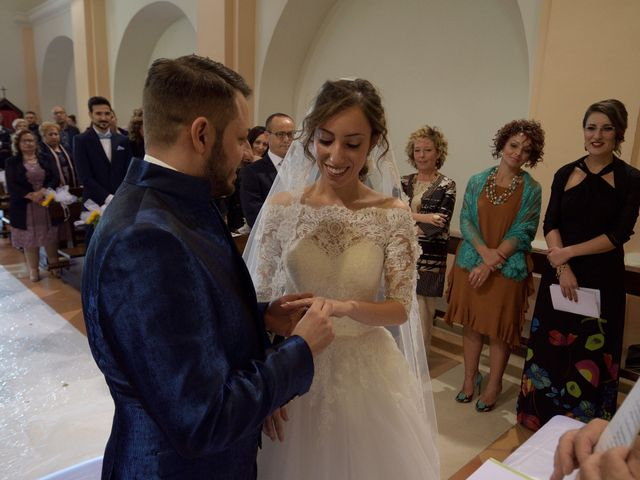 Il matrimonio di Rocco e Valeria a Termoli, Campobasso 97