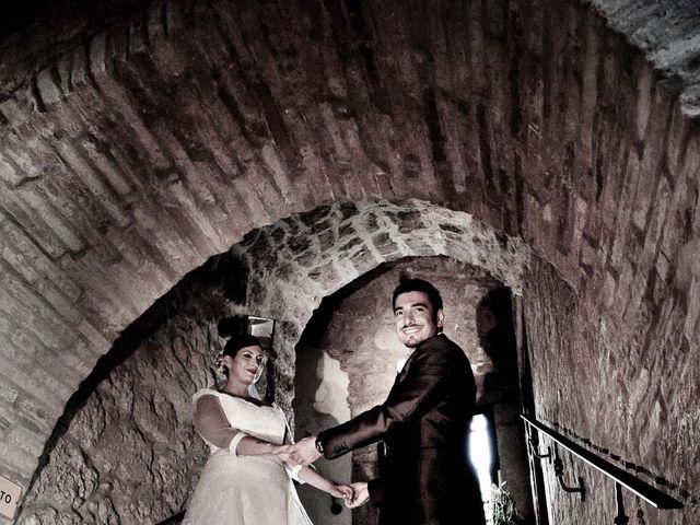 Il matrimonio di Pasqualino e Maria Giulia a CivitelladelTronto, Teramo 12