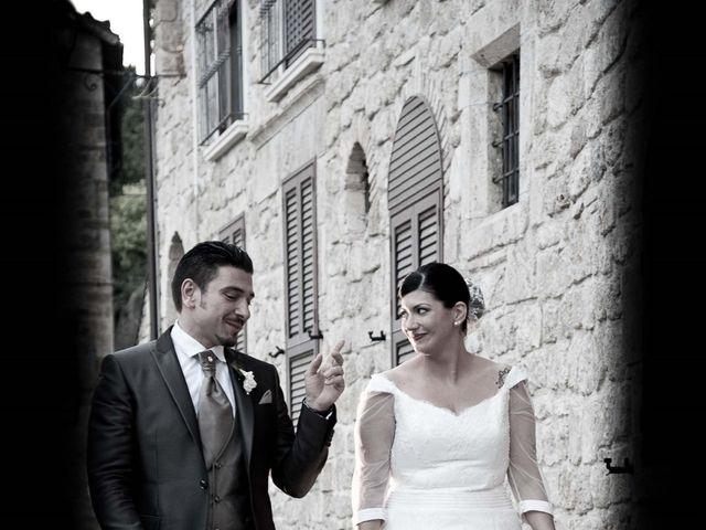 Il matrimonio di Pasqualino e Maria Giulia a CivitelladelTronto, Teramo 17