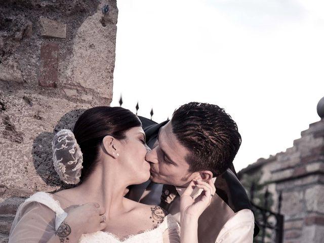 Il matrimonio di Pasqualino e Maria Giulia a CivitelladelTronto, Teramo 19
