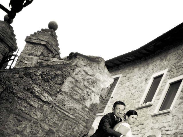 Il matrimonio di Pasqualino e Maria Giulia a CivitelladelTronto, Teramo 20