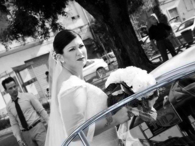 Il matrimonio di Pasqualino e Maria Giulia a CivitelladelTronto, Teramo 42