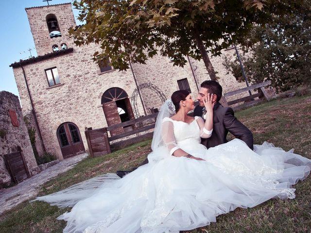 Il matrimonio di Pasqualino e Maria Giulia a CivitelladelTronto, Teramo 50