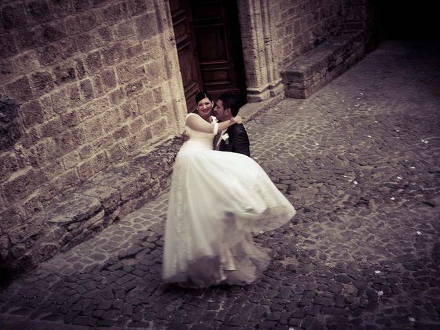 Il matrimonio di Pasqualino e Maria Giulia a CivitelladelTronto, Teramo 56