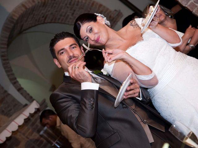 Il matrimonio di Pasqualino e Maria Giulia a CivitelladelTronto, Teramo 73