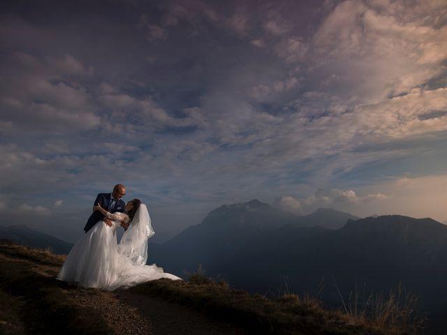 Le nozze di Cinzia e Christian