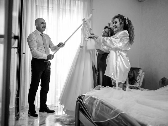 Il matrimonio di Caterina e Marino a Bari, Bari 3