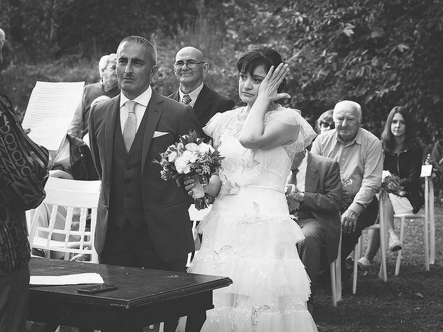Il matrimonio di Andrea e Laura a Invorio, Novara 27