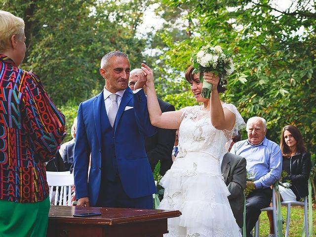 Il matrimonio di Andrea e Laura a Invorio, Novara 29