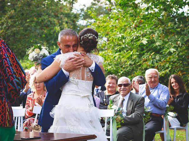 Il matrimonio di Andrea e Laura a Invorio, Novara 30