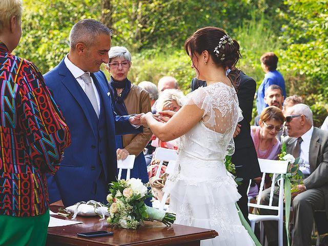 Il matrimonio di Andrea e Laura a Invorio, Novara 31