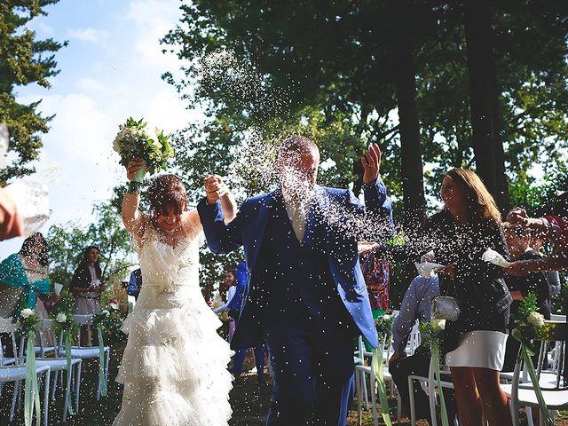 Il matrimonio di Andrea e Laura a Invorio, Novara 32