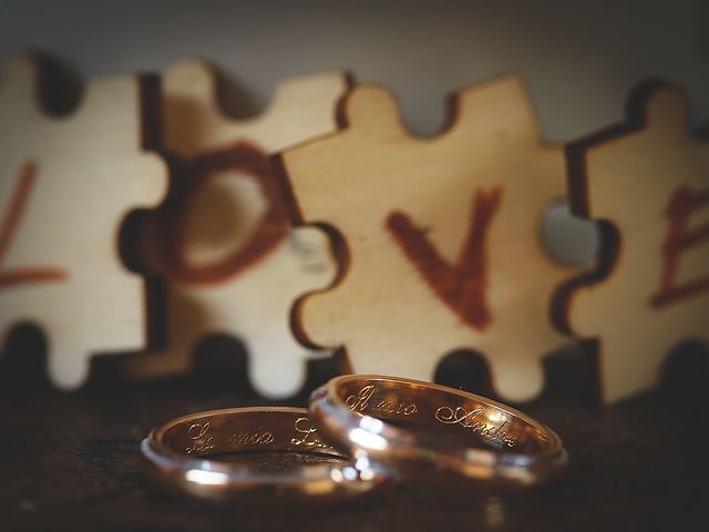 Il matrimonio di Andrea e Laura a Invorio, Novara 34