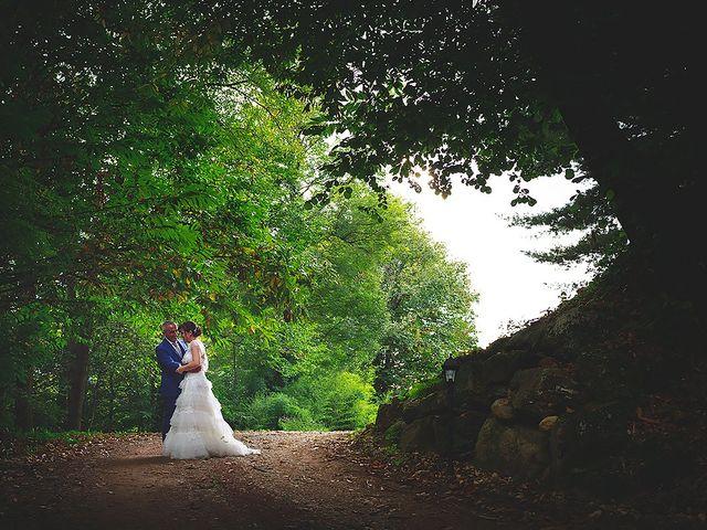Il matrimonio di Andrea e Laura a Invorio, Novara 37