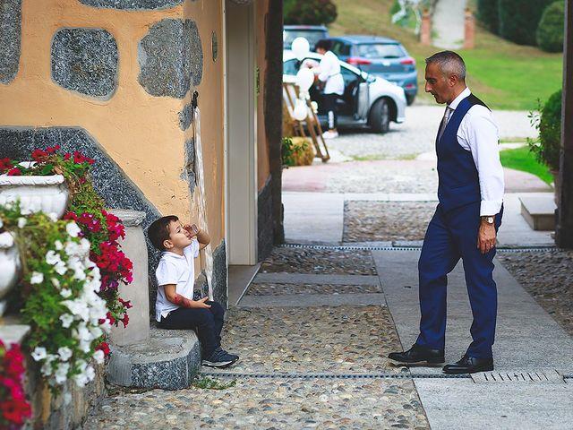 Il matrimonio di Andrea e Laura a Invorio, Novara 40