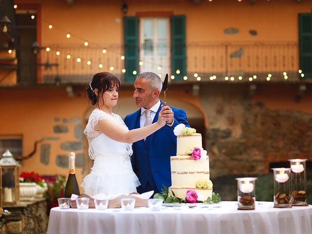 Il matrimonio di Andrea e Laura a Invorio, Novara 41